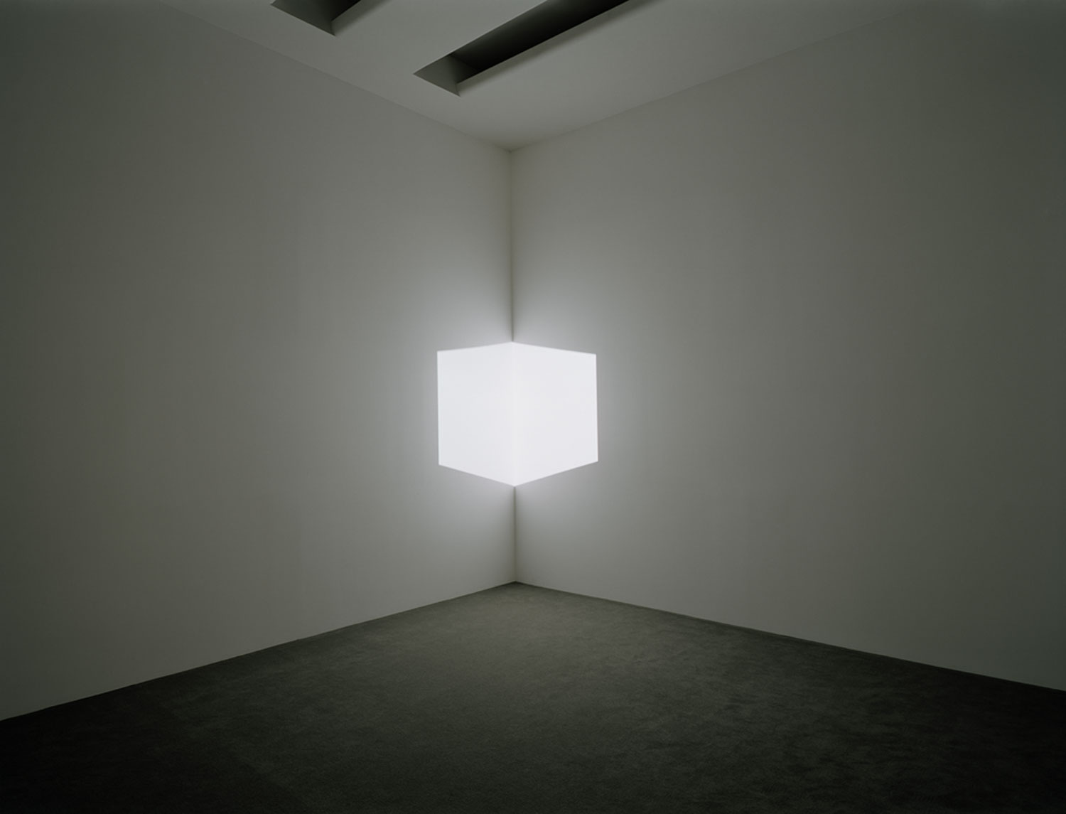 Afrum I (White), 1967