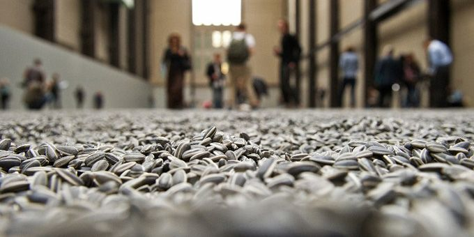 Ai Weiwei - Sunflower Seeds - 2010