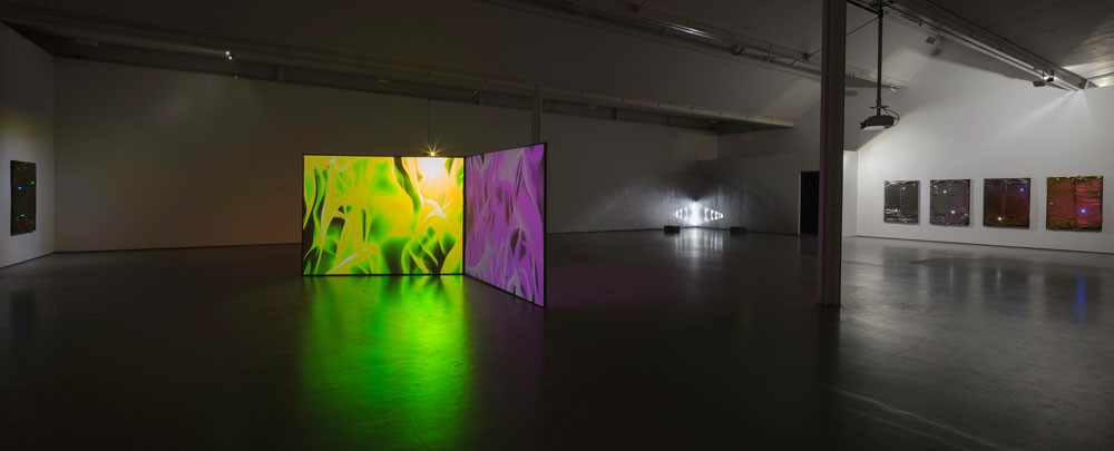 VISIONS OF VOID Dundee Contemporary Arts 2015