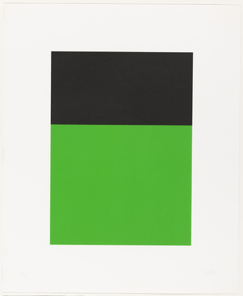 black-green-from-the-series-of-ten-lithographs-1970