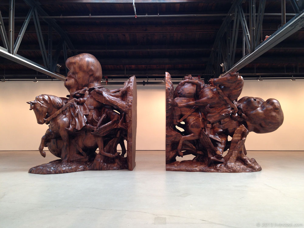 Paul-McCarthy-Life-Cast-Sculptures-New-York-10