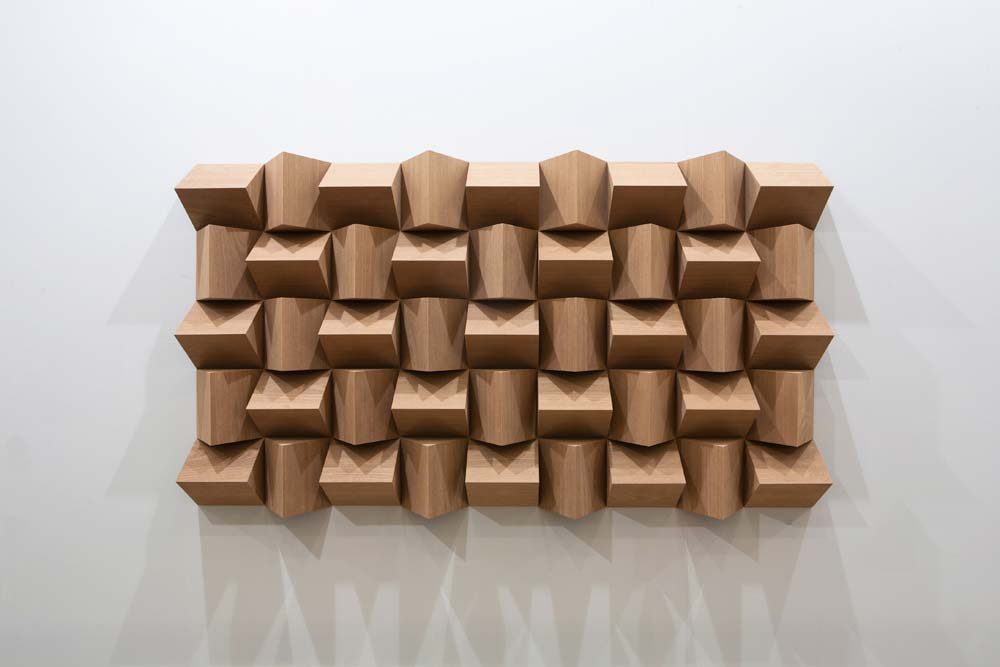 Anechoic wall, 2011, bois, 162 x 90 x 18 cm.jpg
