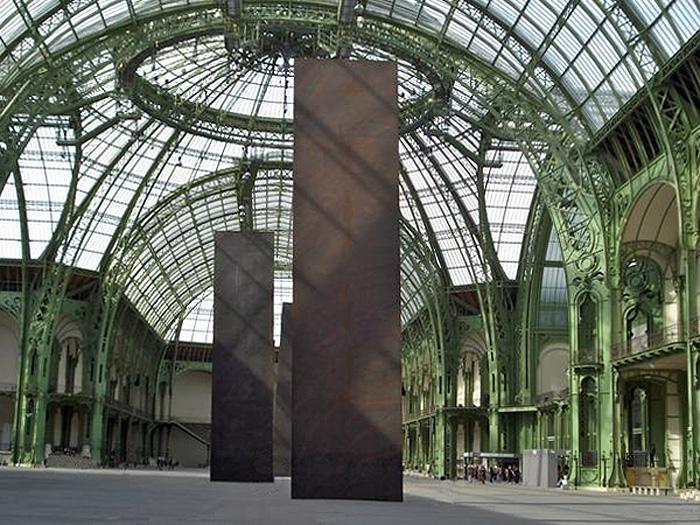 Monumenta 2008, Richard Serra