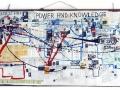 Thomas Hirschhorn, Foucault Map, 2004