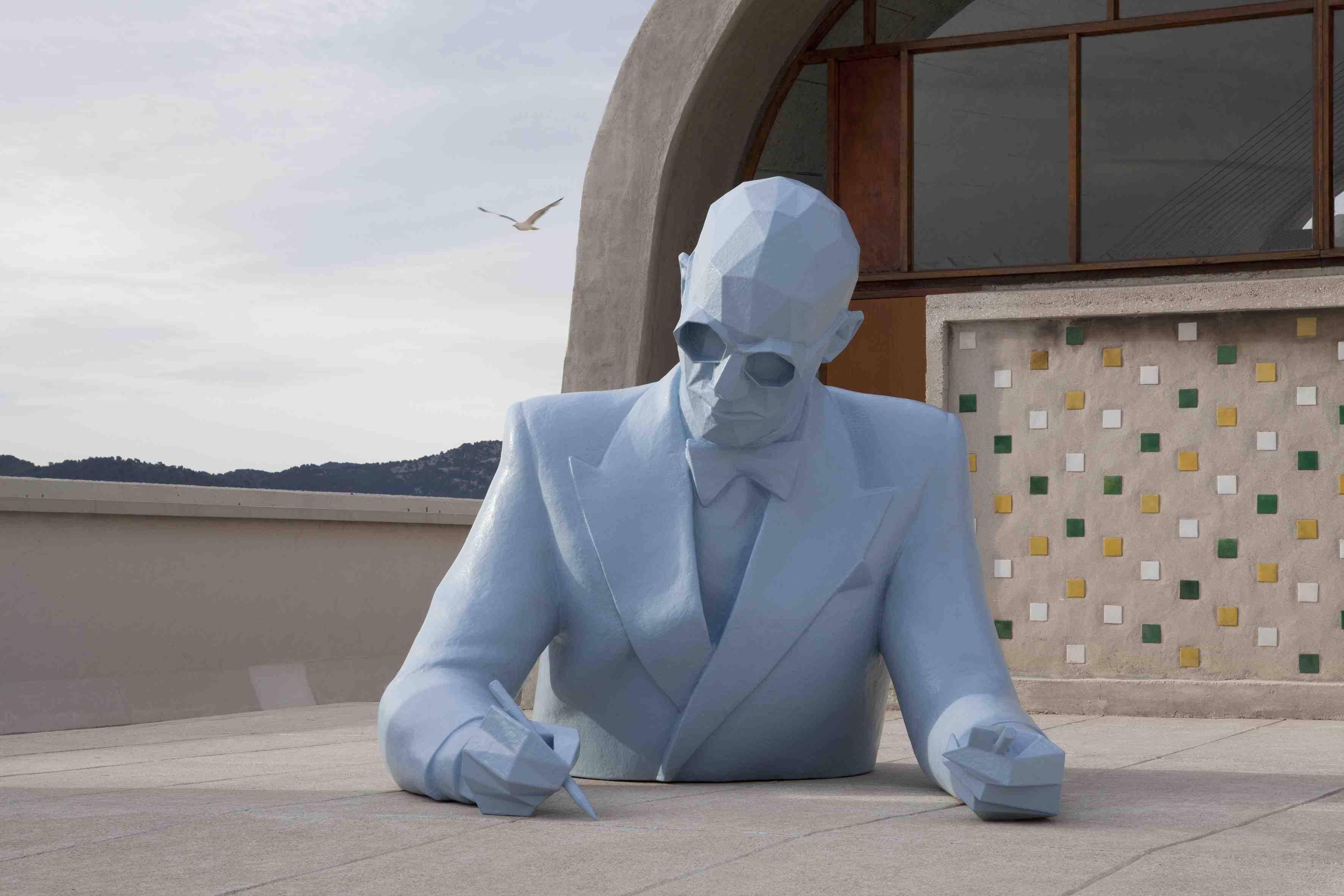 Le Corbusier (Buste) / Le Corbusier (Bust), 2013