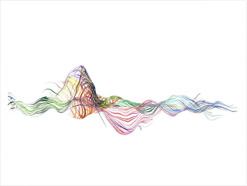 Sans titre #3, dessin numérique, 30 x 40 cm, 2009(2)