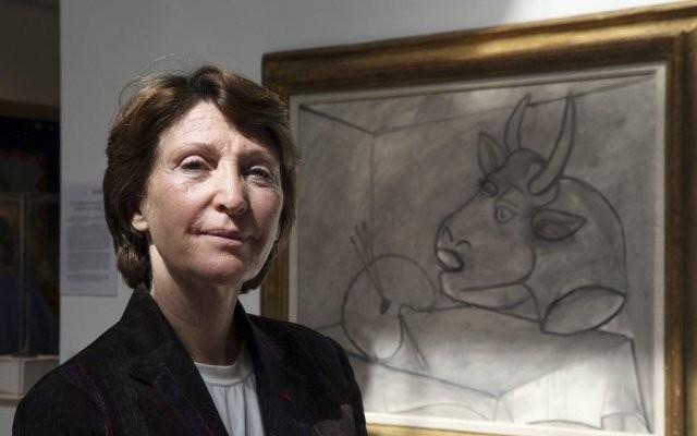 Marina Picasso veut se délester du poids familial et de ses œuvres