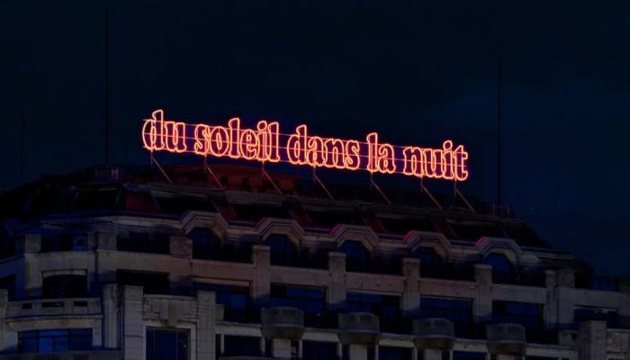 Laurent Grasso – Du soleil dans la nuit