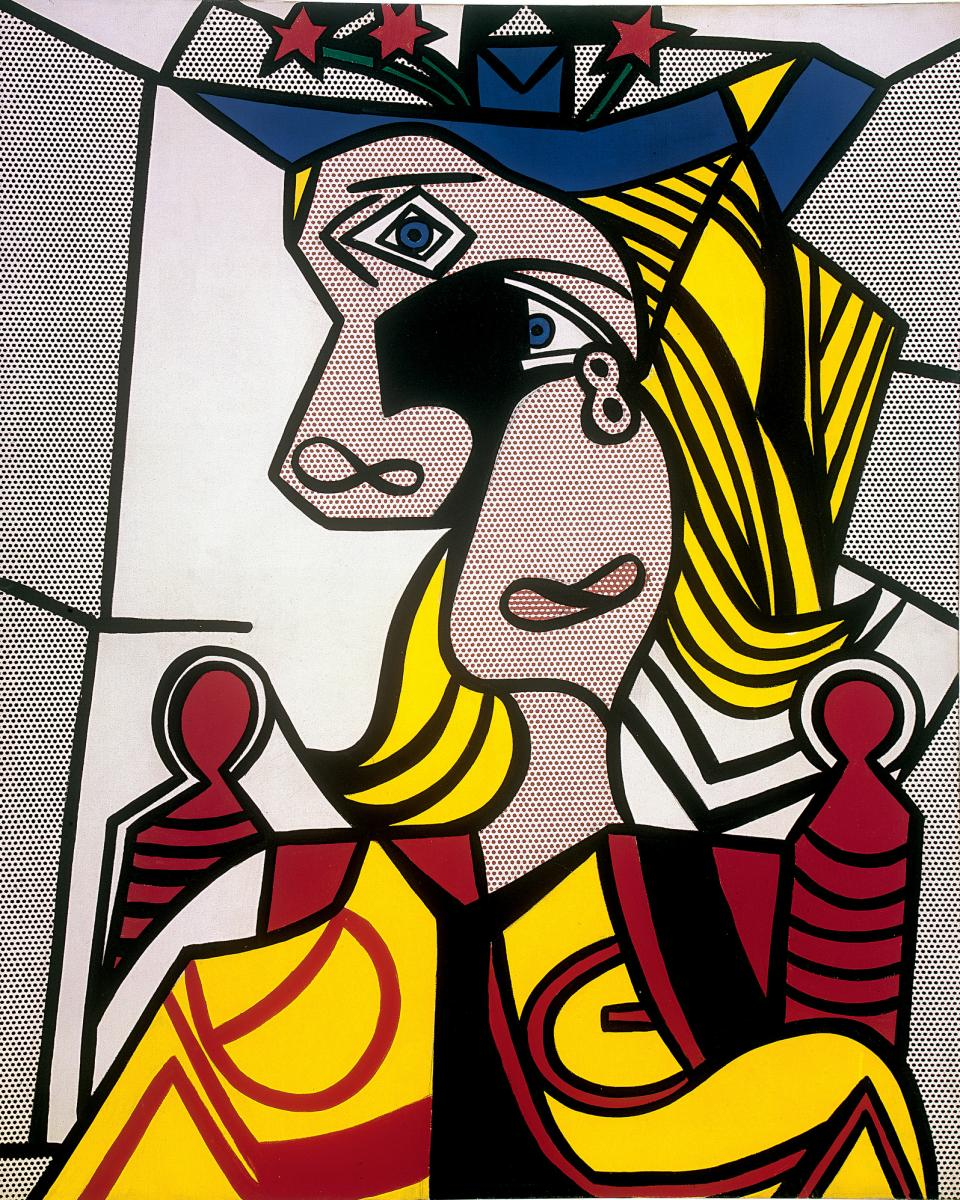 Roy Lichtenstein © Estate of Roy Lichtenstein New York / © Adag, Paris 2015